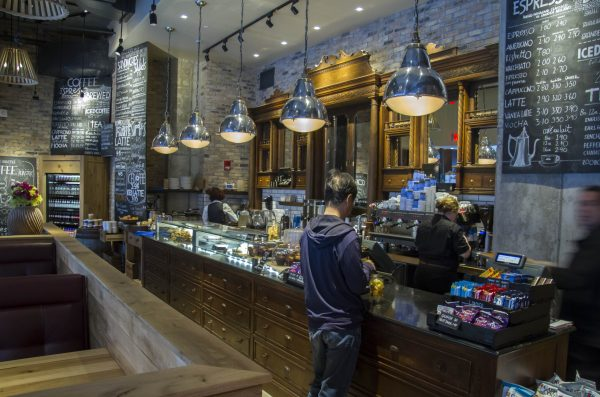 Our Local Coffee Houses Caff 232 Nero Uk