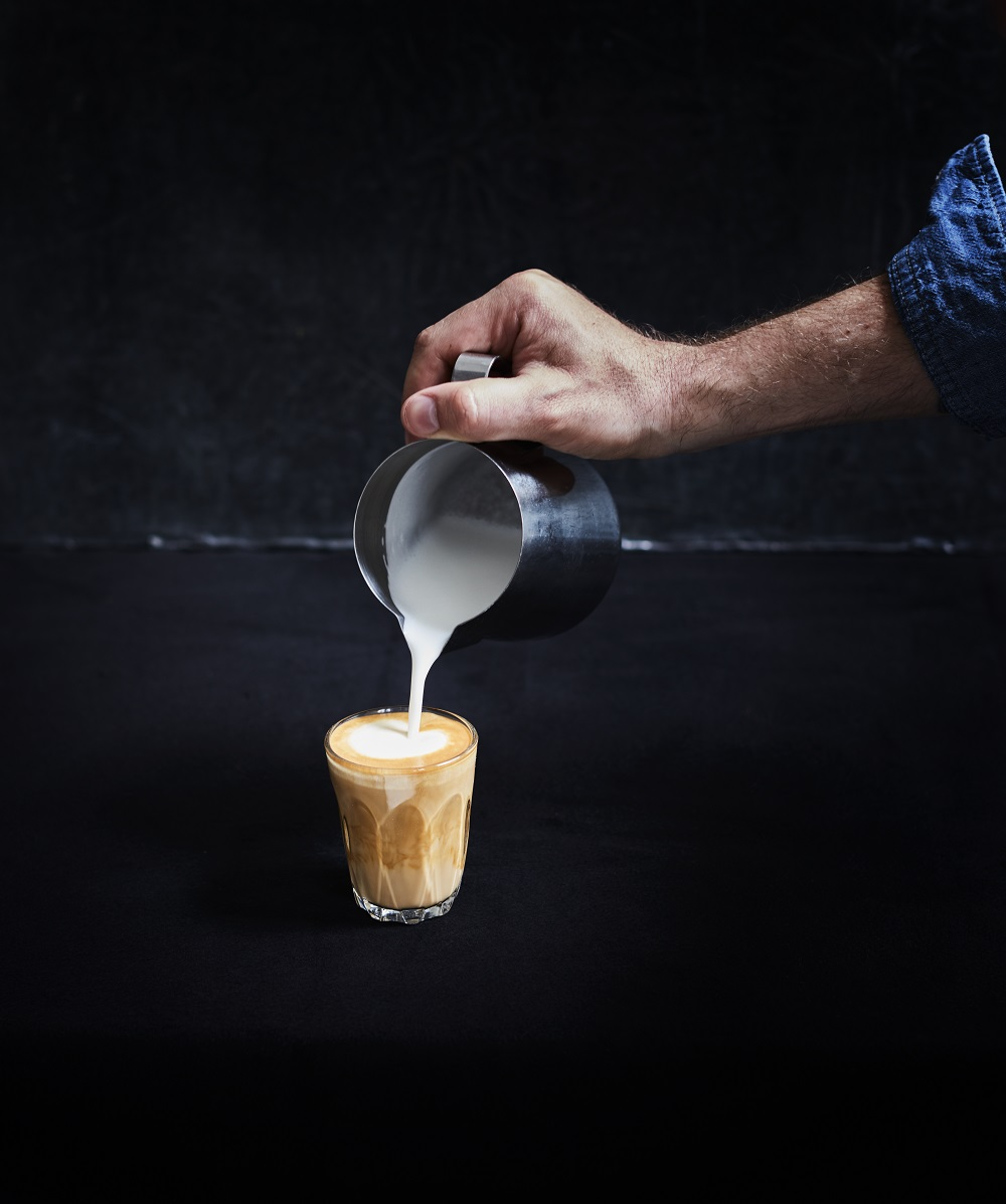 Cortado milk