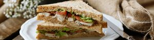 Chargrilled Chicken Salad Sandwich