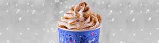 Winter spiced Hot Chocolate