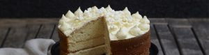 Sicilian Lemon Meringue Cake