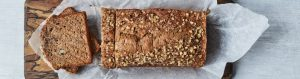Banana & Walnut Loaf Cake