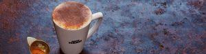 Chai Latte With Semi Skimmed Milk