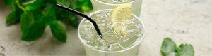 Garden Mint Lemonade