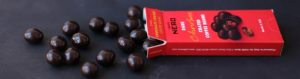 Chocolate Coated Coffee Beans