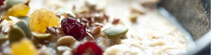 Seeds & Fruit Mix Topper