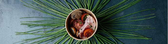 Sausage, Beechwood Smoked Bacon & Scrambled Egg Breakfast Pot