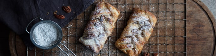 Maple Pecan Pastry