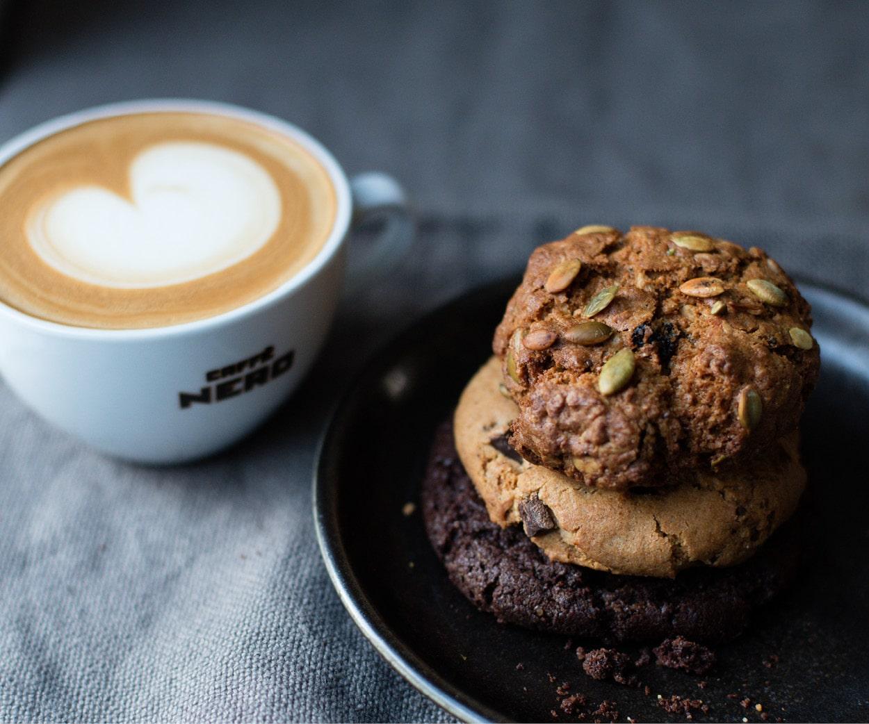 Award Winning Italian Coffee Caffè Nero Uk Coffee Stores