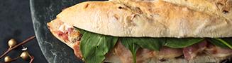 Turkey Feast Panini