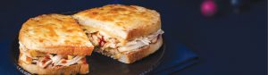 Turkey & Cranberry Melt